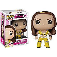 WWE Brie Bella Pop! Vinyl Figure