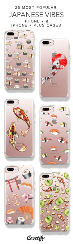 25 Most Popular Japanese Vibes iPhone 7 Cases and iPhone 7 Plus Cases. More Japanese iPhone case here > https://www.casetify.com/collections/top_100_designs#/?vc=N43WvC4mjy