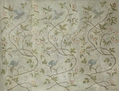 historic wall canvas by Stockholm artist, Eva Badenhorst...