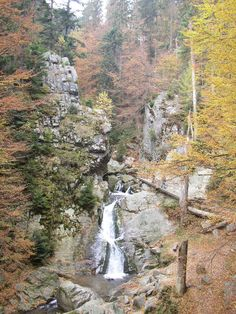 Resov Waterfalls, CZ