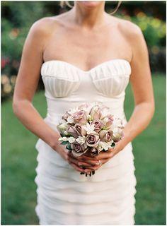 Amanda Wakeley Dress   London Wedding at The Orangery, Kensington - Photography by Victoria Phipps