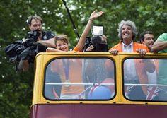 Ruim 1000 mensen huldigen Marianne Vos. d15-08-12 21:32 uur - Bron: ANP Marianne Vos, Olympics, Champion, Sport, Deporte, Sports