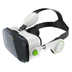 6ddf4314b827 Original Bobovr Leather Cardboard Helmet Virtual Reality Vr Glasses Headset  Stereo Box Bobo Vr For Mobile Phone