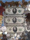 ☺❣ #ESTATE LOT(3)$20 1928,1934,1950 GREEN #SEAL #FEDERAL RESERVE NOTES(FRN)C... Mega http://ebay.to/2hkwgg0