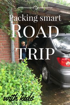 Packing for long distance travel with kids can be daunting especially road trips. Prepare for the worst, and hope for the best.
