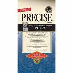 Precise 726001 5Pack SmallMedium Breed Puppy Dry Food 5Pound -- Learn more by visiting the image link.