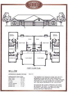 34 best duplex plans images in 2019 duplex house plans country rh pinterest com