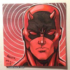 Daredevil by Todd Nauck