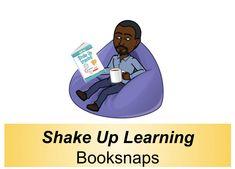 Shake Up Learning Booksnaps