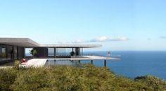 Maison contemporaine Cap Corse