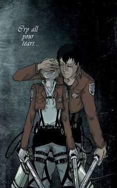 I really can't muster any sympathy for Bertholdt loosing Annie though...