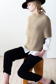 Woolfolk Knus utilizes Woolfolk's Far yarn, and a simple silhouette for a sweater that is both cozy and chic. Size: To fit bust 34 Woolfolk FarYardage: 1000 - 1420 yardsNeedles: US US 8 Crochet For Beginners Blanket, Baby Afghan Crochet, Easy Crochet, Knit Crochet, Crochet Mittens Free Pattern, Skirt Pattern Free, Knitwear Fashion, Knit Fashion, Crochet Clothes