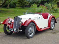 BSA Scout. Year 1935. Engine 1075 cc.