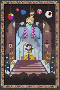 "Dirhhennia The Heaped and Crescenta The Eager ""Seen as fit for the duties of a queen she superseded her older sister. It was how ascended to the throne the princess Crescenta, the Eager. Starco, Star Vs Les Forces Du Mal, Star Vs The Forces Of Evil, Butterfly Family, Star Butterfly, Star Citizen, Miraculous, Bad Princess, Power Of Evil"