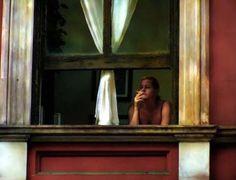 Edward Hopper, At the Window, 1940