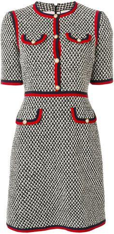 #Gucci tweed dress  #ad #kimludcom #sscollective    http://shopstyle.it/l/tzqb