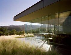 Santa Fe Glass House  Santa Fe, United States  Designed by Ohlhausen DuBois Architects