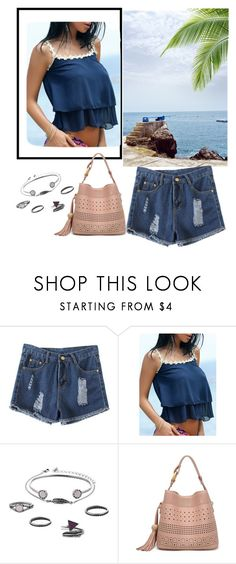 """Bez naslova #264"" by kristina779 ❤ liked on Polyvore"