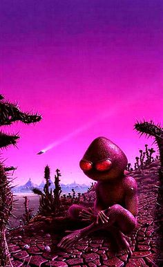 Thorns, by Tim White. 1978.