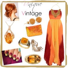 Orange energy by steffyyeah on Polyvore featuring polyvore, fashion, style, Alice + Olivia, Kenzo, LE VIAN and Lavish by Tricia Milaneze