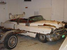 1952 Cadillac Convertible