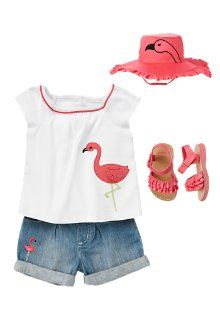Cute Baby Bodysuit Unique Baby Clothes Flamingo Baby Shower