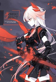 Knight of Swords Art Anime, Chica Anime Manga, Anime Neko, Anime Artwork, Anime Art Girl, Manga Girl, Anime Girls, Cool Anime Girl, Beautiful Anime Girl
