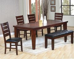 Fantastic Dining Room Tables Sets Dark Brown Dining Table Brown