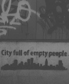 World full of empty people