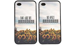 you are my SUNSHINE bff Case / Best Friends iPhone 4 by KasiaKases, $22.99