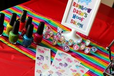 Rainbow Dash / My Little Pony Birthday Party Ideas | Photo 2 of 46 | Catch My Party