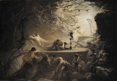 Allegory of Purity and Lust ~ by Luis Ricardo Falero