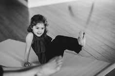 Learn 9 ways to get kids off the couch and onto the mat! #YogaforKids