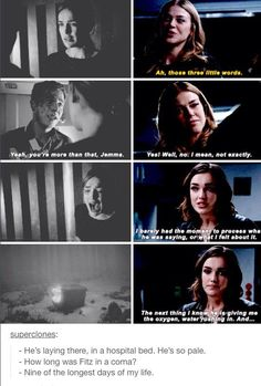 FitzSimmons - Agents of Shield