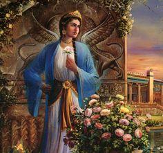 Pari Satis - Wife of Darius II