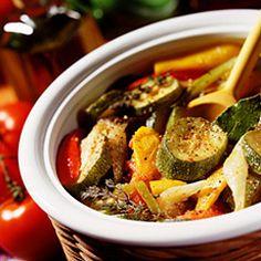 Ratatouille : découvrez les ingrédients, la préparation et la cuisson pour cette…
