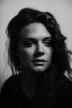 Tove Lo. Truly a woman who has felt the feels. Her name is Swedish...lynx