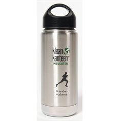 16oz Personalized Insulated Klean Kanteen