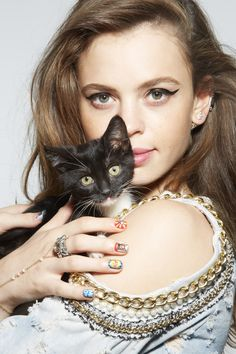 Cat decals are the purr-fect way to get fast and easy kitty claws.   - Seventeen.com