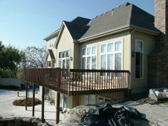 We will work with you to create the deck you have always dreamed of! www.windowdesignco.com