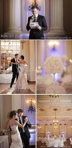 Ottawa Chateau Laurier Wedding - Ottawa Wedding Photographers - Ottawa Weddings
