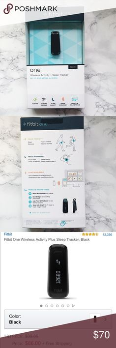 Fitbit One! Brand new in box Fitbit One! Never used! Other