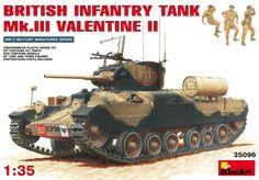 miniart valentine mk 1 review