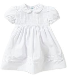 Mar 2020 - Feltman Brothers Baby Girls Months Pintuck and Lace Dress - 24 Months Baby Girls, Cute Baby Girl Outfits, Little Girl Dresses, Girls Dresses, Toddler Girls, Toddler Dress, Toddler Outfits, Baby Dress, Kids Outfits