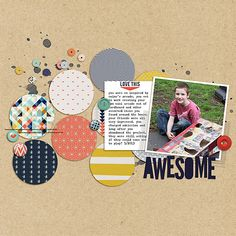 awesome - Scrapbook.com