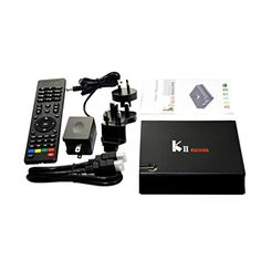 Kwok KII Pro DVB S2 DVB T2  S2 Android 51 TV BT40 S905 2G16G TV Box KODI WIFI -- Check this awesome product by going to the link at the image. Note: It's an affiliate link to Amazon