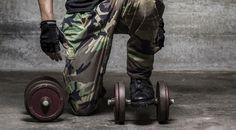 軍隊式のトレーニングプログラムで心と体をタフにしましょう自重編