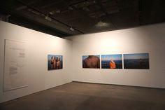 """Jessica Dimmock, Exposición """"Tras los pasos de Inge Morath.  Miradas sobre el Danubio"""" Espacio Fundación Telefónica #Madrid #Fotogafía #Photography #PHE16 #PHOTOESPAÑA #Arterecord 2016 https://twitter.com/arterecord"""