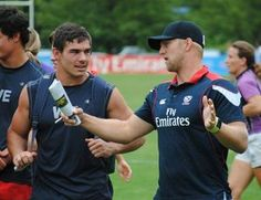 New USA Rugby 7s coach Matt Hawkins looking for new talent at tournaments across the globe