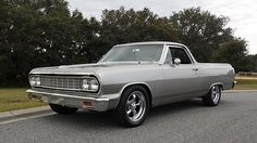 1964 Chevrolet El Camino 350 CI, Automatic presented as lot G160 at Kissimmee, FL 2015 - image1